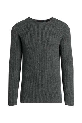Scotch & Soda Knits & Sweaters Crew Neck Pullovers Wool Street Style Long Sleeves Plain
