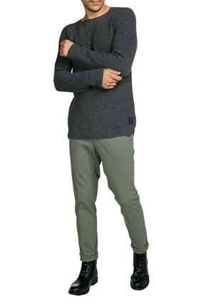Scotch & Soda Knits & Sweaters Crew Neck Pullovers Wool Street Style Long Sleeves Plain 2