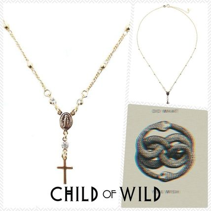 Casual Style Unisex Rosary Street Style Chain