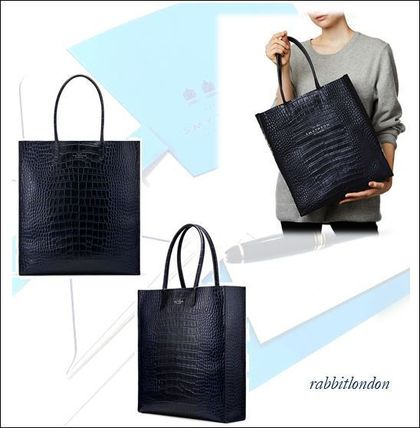 Leather Office Style Totes