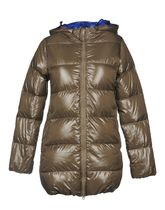 DUVETICA Bi-color Plain Medium Down Jackets