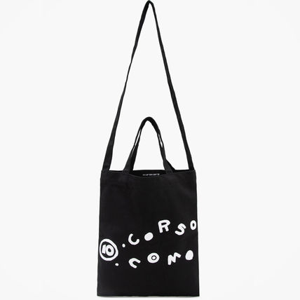 Canvas 2WAY Shoppers