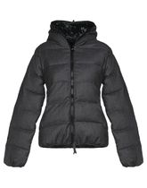 DUVETICA Short Wool Plain Down Jackets