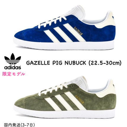 sneakers for cheap 1c47b 3bdb3 ... adidas Sneakers Unisex Suede Street Style Plain Khaki Sneakers ...
