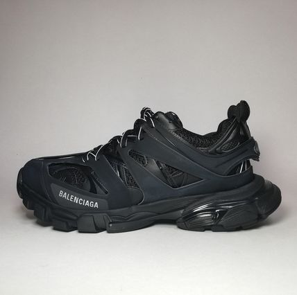 BALENCIAGA Sneakers TRACK TRAINERS IN BLACK 7