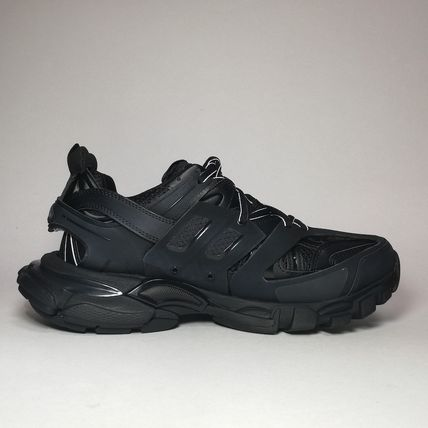 BALENCIAGA Sneakers TRACK TRAINERS IN BLACK 8
