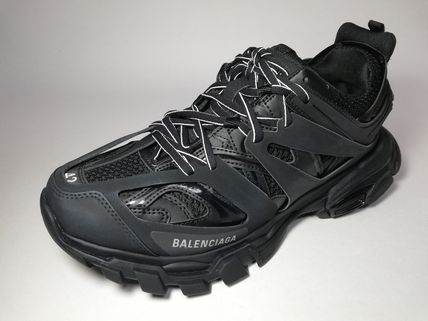 BALENCIAGA Sneakers TRACK TRAINERS IN BLACK 3