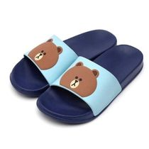 LINE FRIENDS Casual Style PVC Clothing Slippers Sandals Sandal