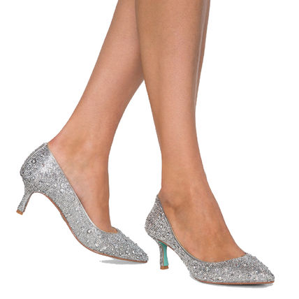 Party Style Pumps & Mules