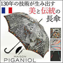 PIGANIOL Flower Patterns Other Animal Patterns Umbrellas & Rain Goods