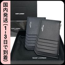 Saint Laurent Coin Cases