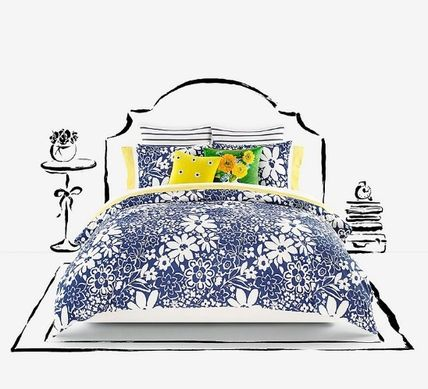 Kate Spade New York Duvet Covers By ごんただぐ Buyma