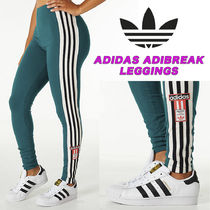 adidas Casual Style Street Style Cotton Bottoms