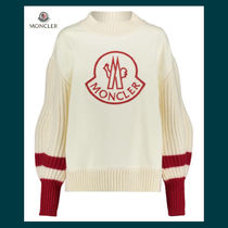 MONCLER Medium Puff Sleeves Sweaters