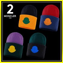 MONCLER GRENOBLE Street Style Collaboration Knit Hats
