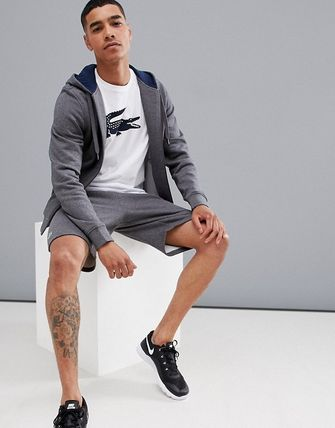 LACOSTE Crew Neck Crew Neck Pullovers Short Sleeves Crew Neck T-Shirts 13
