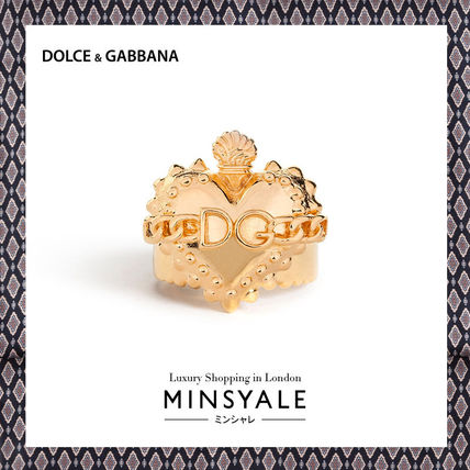 DOLCE & GABBANA HEART RING[London department store new item]