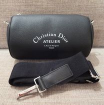 DIOR HOMME Unisex Calfskin 2WAY Plain Clutches
