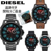 DIESEL Blended Fabrics Street Style Watches Watches
