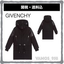 GIVENCHY Unisex Petit Street Style Kids Girl Outerwear