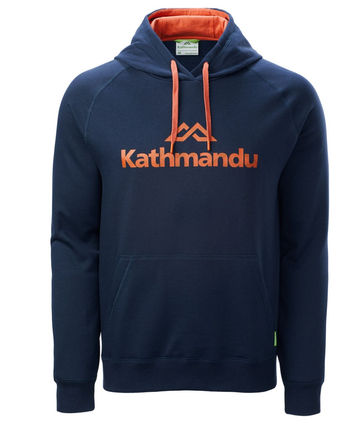 kathmandu Hoodies Pullovers Street Style Long Sleeves Plain Cotton Hoodies