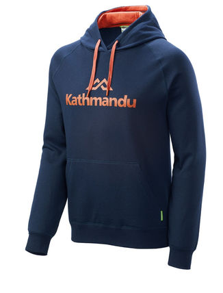 kathmandu Hoodies Pullovers Street Style Long Sleeves Plain Cotton Hoodies 3