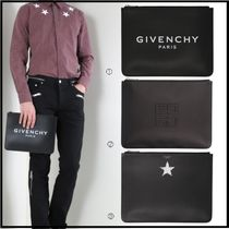 GIVENCHY 2WAY Leather Clutches