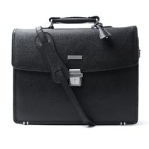 Brooks Brothers A4 2WAY Leather Business & Briefcases
