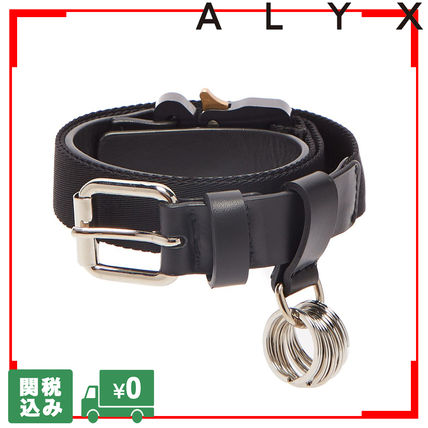 Casual Style Unisex Street Style Leather Belts