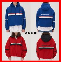 ADERERROR Casual Style Unisex Street Style Outerwear
