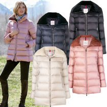 MONCLER Plain Medium Down Jackets