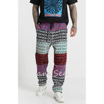 DIESEL Printed Pants Street Style Patterned Pants