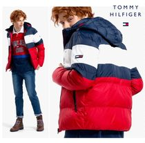 Tommy Hilfiger Unisex Down Jackets