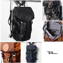 Ron Herman Unisex A4 Backpacks