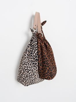 Leopard Patterns Casual Style Bags