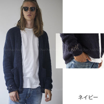 Ron Herman Surf Style Collaboration Plain Cardigans