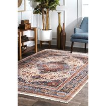 Fringes Ethnic Carpets & Rugs