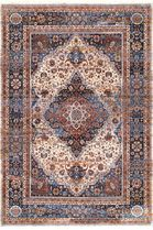 Fringes Ethnic Persian Style Carpets & Rugs