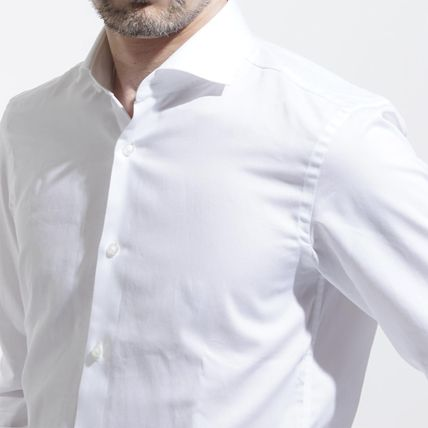 Hugo Boss Shirts Long Sleeves Cotton Shirts 3