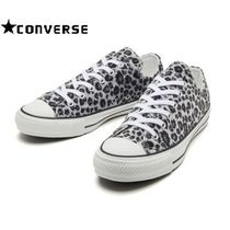CONVERSE ALL STAR Leopard Patterns Street Style Sneakers
