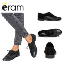 eram Dots Casual Style Leather Loafer & Moccasin Shoes