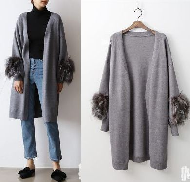 Casual Style Blended Fabrics Plain Medium Gowns Puff Sleeves