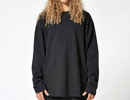 FEAR OF GOD Long Sleeve Crew Neck Unisex Street Style Long Sleeves 2