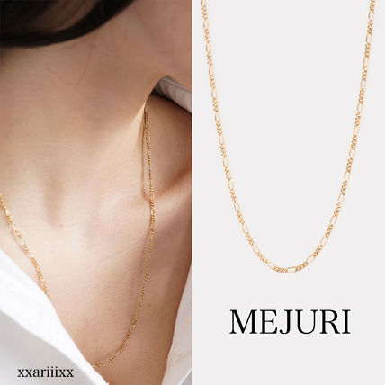 Casual Style Chain Home Party Ideas Silver 18K Gold Fine