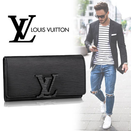 9e385c8eacbf Louis Vuitton Men s Black Wallets   Card Holders  Shop Online in US ...