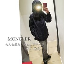 MONCLER Petit Street Style Kids Girl Outerwear