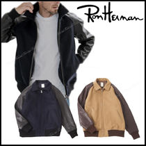 Ron Herman Plain Varsity Jackets