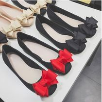 Round Toe Rubber Sole Plain PVC Clothing Co-ord Flat Sandals