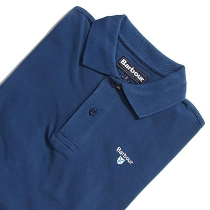 Barbour Polos Cotton Short Sleeves Polos 3