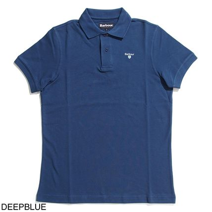 Barbour Polos Cotton Short Sleeves Polos 6